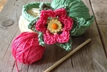 Headband/accessory crochet