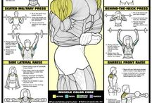 Muscle workout