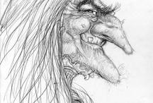 Drawings / by Deborah Perry Hicks