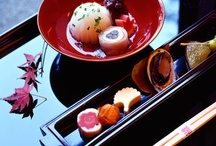 Kaiseki and other special foods / Japan has some great foods. The most special are, arguably, Kaiseki dishes.