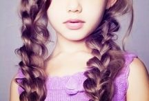 Braids and other hairstyles!❤️ / Awesome hairstyles made by me/ found on Google +/ found on the internet! ❤️