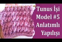 tuniské vzory