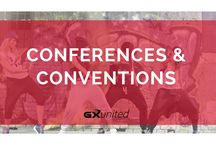 Fitness Conferences / Stay up to date with the latest in fitness education by attending an industry conference or convention.  Discover them all in our full conference directory.