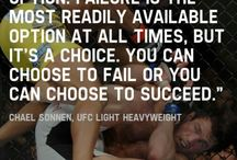 MMA Quotes / Awesome mma inspirational quotes