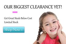 Our Biggest Clearance yet! / by SophiasStyle