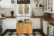 Kitchens Are the Heart of the Home / by Anna B