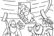 Bibliai szinezők