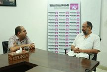 Workshop with Comedian Anuvab Pal / Whistling Woods in association with The Film Writers Association conducted a 2 -day workshop on comedy-writing by stand-up comedian Anuvab Pal. It was a great experience for all the #WWIStudents and others who attended it as it helped them to learn a new skill.