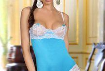 Lingerie / Alisha Mai designer lingerie