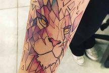 Lion Tatuagem