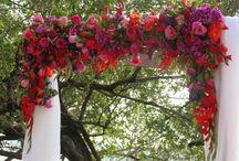 ARTFLOWER: Amazing in Reds