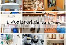 Get Organized ! / Pantry, Kitchen, Office, Garage, Jewelry, Craft Room, Life ! / by Lisa Sullivan