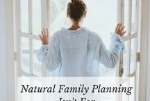 NFP natural family planning / Planificación Familiar Natural