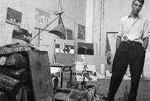 Studio d'Artista / Immagine di Studi e Atelier di grandi artisti