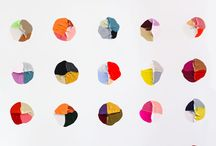 LOGAN LEDFORD ART / color//minimal//abstract