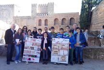 Presentación del programa educativo: Vivir y Sentir la Alhambra
