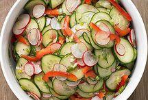 Salads / by Sandy Bigelow