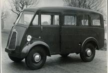 Vintage Vans And Lorries