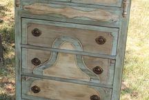 furniture / by Julie Robertson Howlett