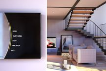 Creation Wallpad Touch / The Creation Wallpad Touch incorporates the unique Creation scrolling menu and brings a new dimension to home control. Activated with a simple wave of the hand, the Wallpad's innovative touch-screen technology brings your home to life.