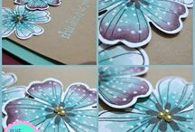 Blendabilities by Stampin' Up! Samples