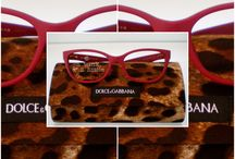 Dolce & Gabana at a wink & a smile / The best new styles from Dolce & Gabana available at a wink & a smile!  www.eyeanddentalcare.com