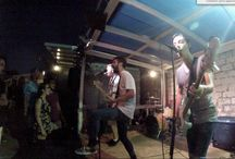 Live! / On the stage!