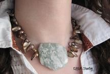 EZRA Jewelry Designs / Handcrafted Jewelry / by Brandi Marino
