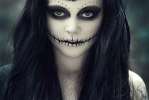 Fasching & Halloween make-up