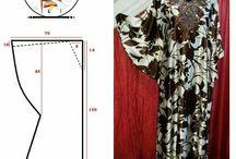 Clothing Patterns.