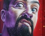 graffiti /  veel graffiti art