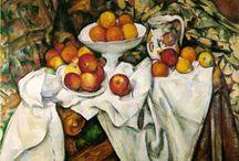 ArtEd- Paul Cezanne / Paul Cezanne, French post-impressionist painter (1839-1906)