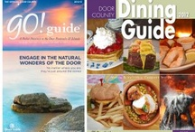Door County Dining / Door County is known for the many amazing restaurants located on the peninsula.  Sharing the food and the recipes is just a side benefit.