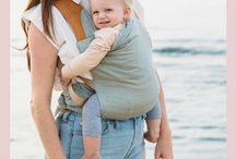 Babywearing Tips + Tricks ✨