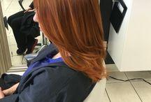 Hair colour formulas
