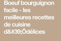 Boeuf Bourgignon