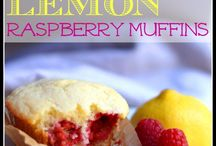 Muffins and things baked in muffin tins. / AKA good homemade treats to keep around the house.