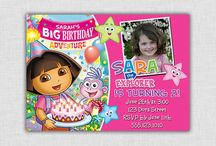 Kids Birthday and party ideas