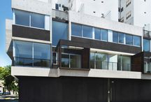 Urban Style Pampa / Edificio de vivienda multifamiliar ubicado en La Pampa 4401 (esq. Mariano Acha), Ciudad de Buenos Aires, Argentina. Realizado por F2M Arquitectos - arqs. Hernan & Nestor Feldmann -