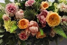 Green events / Ideas for creating events for any occasion using fresh Australian greens.