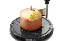 Girolle à Fromage / Notre sélection de girolles à fromage pour tête de moine que vous retrouverez sur www.raviday-fromage.com
