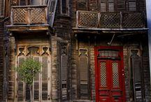 Traditional & Old houses (Geleneksel & Eski Evler)