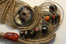 macrama jevelry