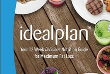 Customized Meal Plan / IdealPlan is our weight loss system. It explains HOW to lose weight, along with HOW to use our products. Included in the IdealPlan is our IdealNutrition meal plan. Our meal plan is an eating guide tailored to your specific weight and gender. IdealNutrition maps out everything you need to do to reach your goals, taking the guesswork out of dieting. You will receive detailed instructions on what to eat and when to eat it. / by IdealShape