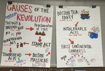 Social Studies - American Revolution