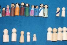 Montessori Bible work / by Michele Puleo Mueller