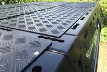 Roof Rack Cargo