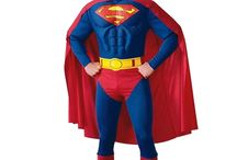 Superheroes Costume / Hire superheroes costumes on Supazaar for your event, production or display.