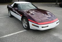 1995 Corvette Indianapolis 500 Pace Car Convertible / 14,XXX Miles. One of 527 built. This fine collector quality Pace Car has been meticulously maintained and would be an outstanding addition to your collection. $24,500 Call for details.