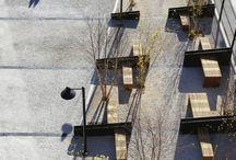 landscape architecture-exterior